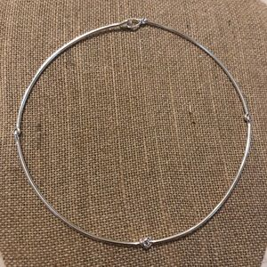 Stella & Dot choker necklace